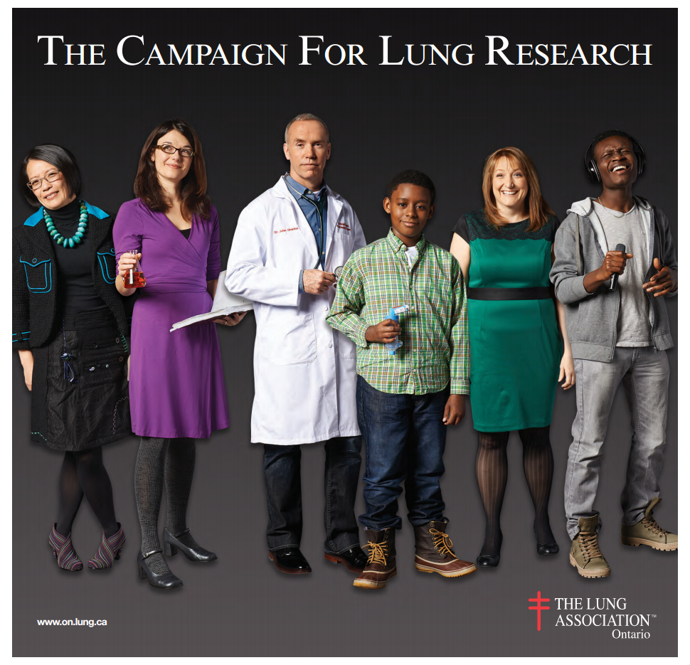 Lung Association Breathing as One