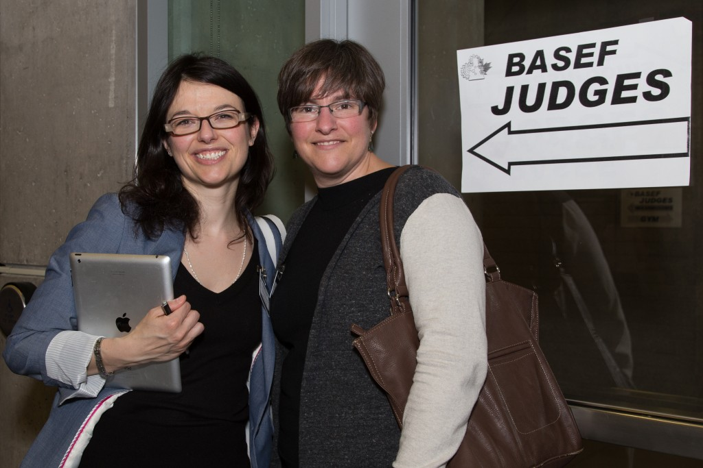 BASEF Judges